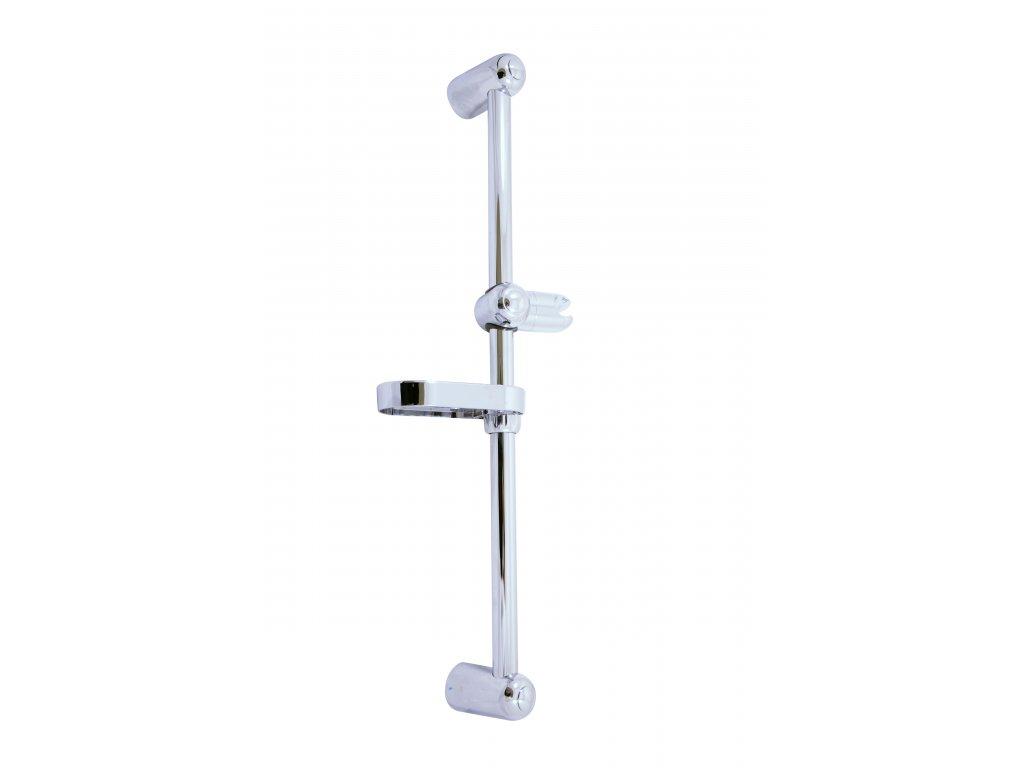 Sprchová tyč s držákem a mýdlenkou RAV Slezák PD0016