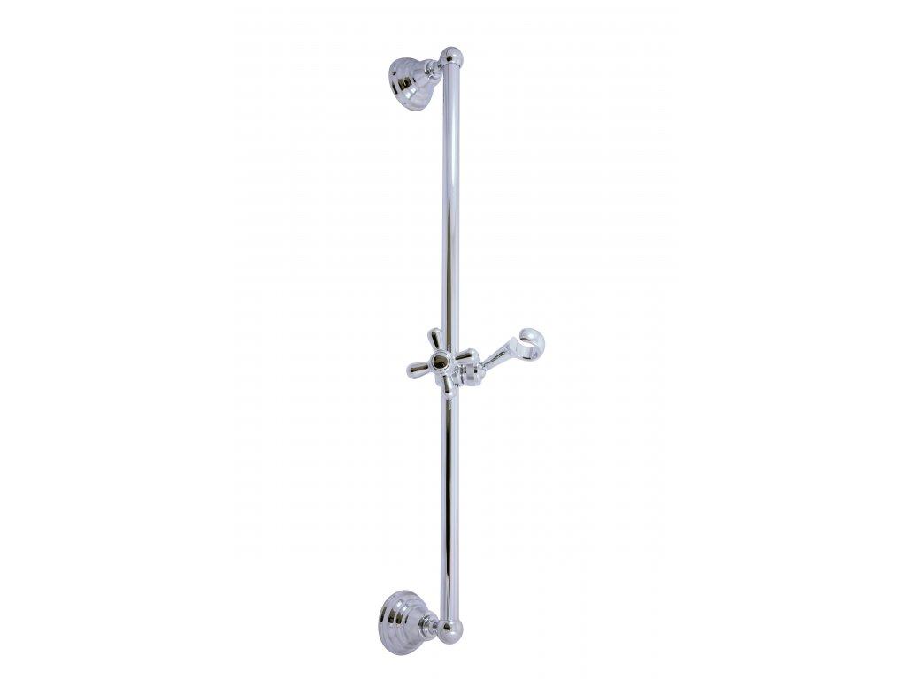 Sprchová tyč s posuvným držákem Morava RAV Slezák MD0553