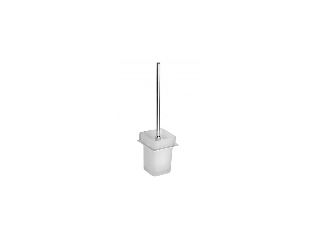 Bemeta WC štětka se skleněnou miskou Niki 153113012