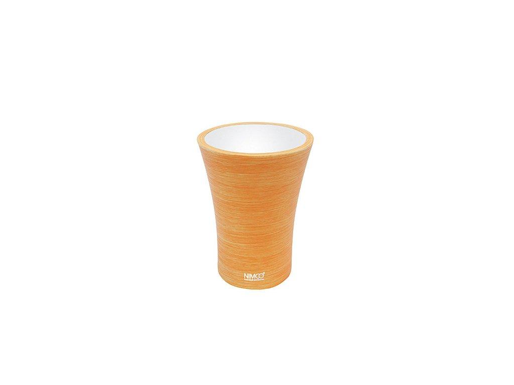 NIMCO pohárek oranžový