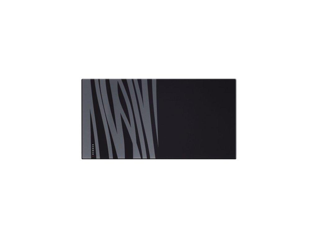 Černá skleněná krájecí deska 629050