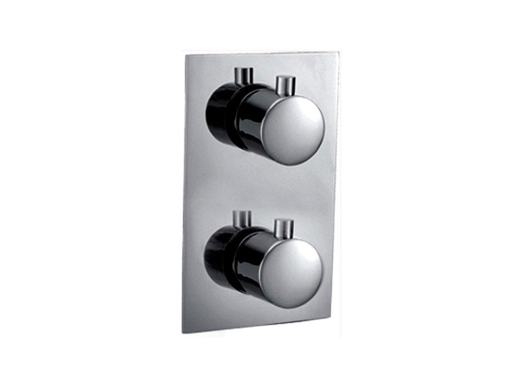 Podomítková termostatická baterie Kimura KU392