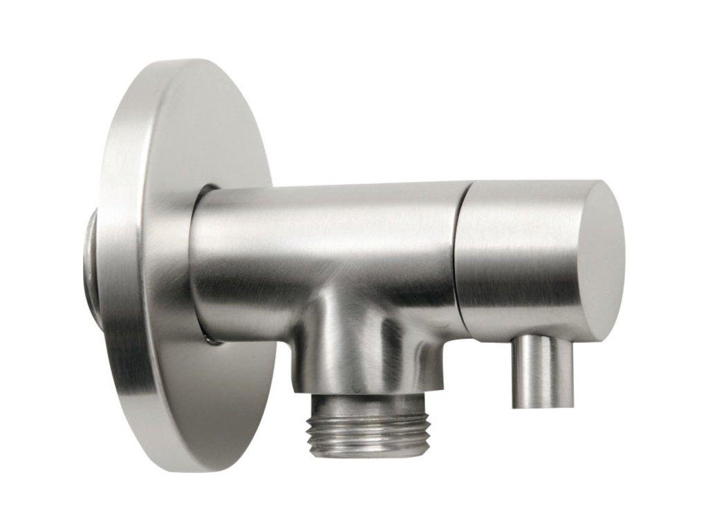 "Rohový ventil 3/8"" s rozetou Minimal Sapho MI058"