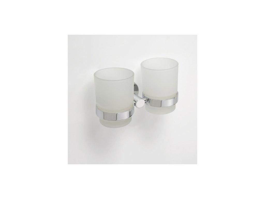 Bemeta Dvojitý držák sklenice Omega 104110022