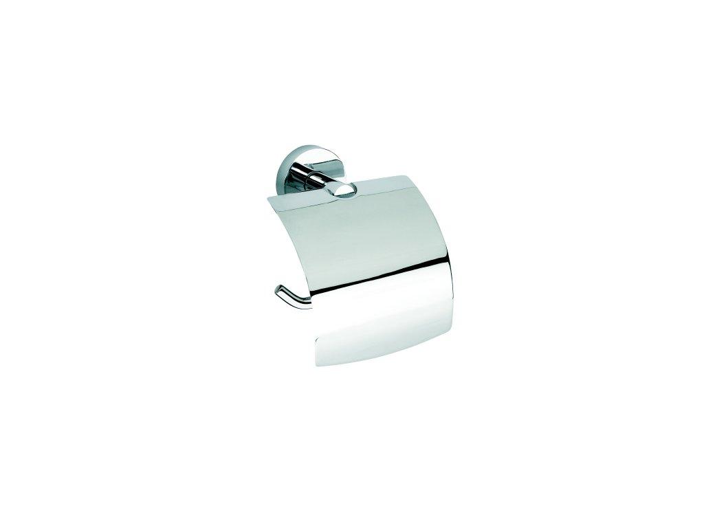 Bemeta Držák toaletního papíru s krytem Omega 104112012