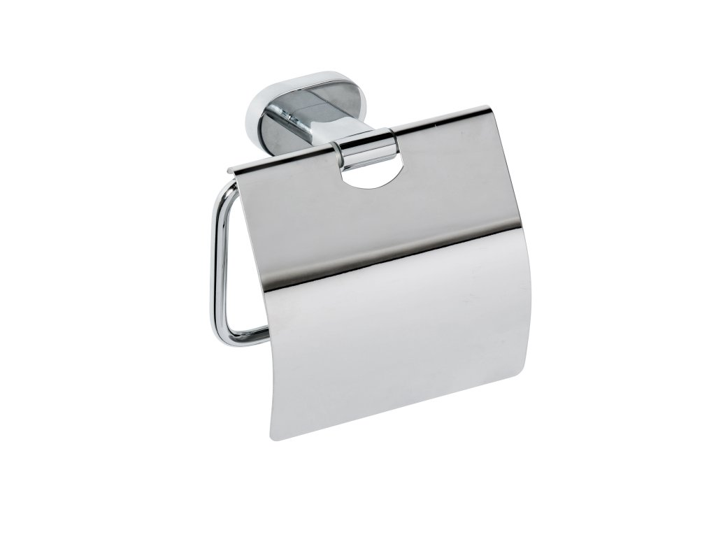 Bemeta Držák toaletního papíru s krytem Oval 118412011