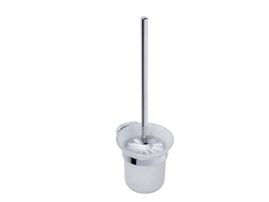 Bemeta WC štětka k pověšení Oval 118413011