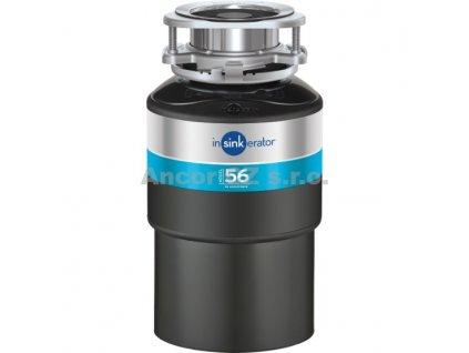 drtič odpadu m 56