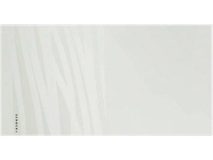 Bílá skleněná krájecí deska 629045