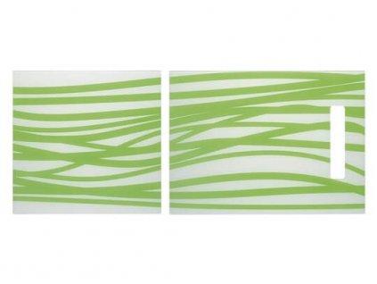 Zelená krájecí deska 629064/1 + 629075/1