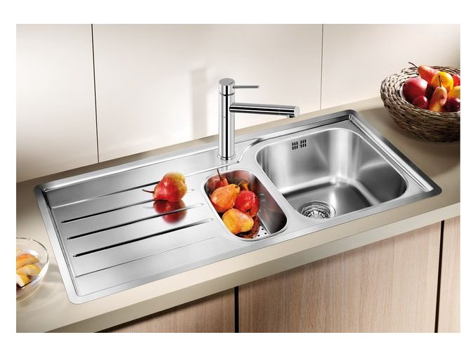 BLANCO Dřez MEDIAN 6 S IF s excentrem