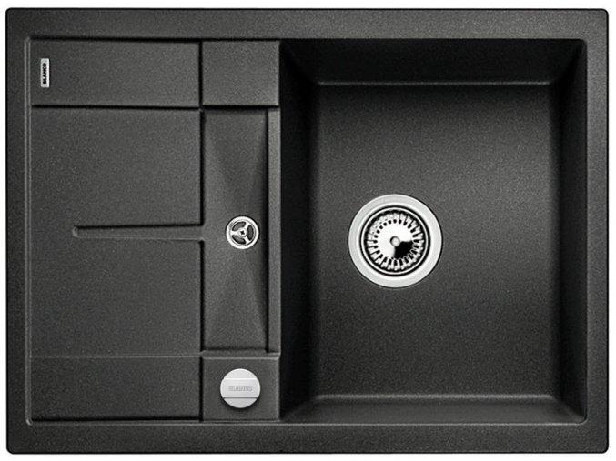 BLANCO Dřez METRA 45 S Compact s excentrem