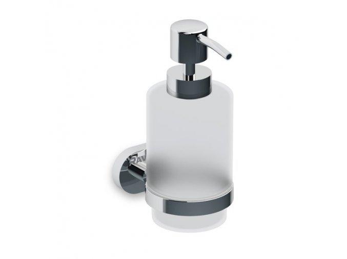 Dávkovač na mýdlo Ravak (mléčné sklo) CR 231.00