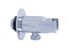 Držák sprchy pevný s připojením na vodu RAV Slezák MD0614R