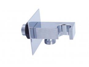 Držák sprchy pevný s připojením na vodu RAV Slezák MD0615R