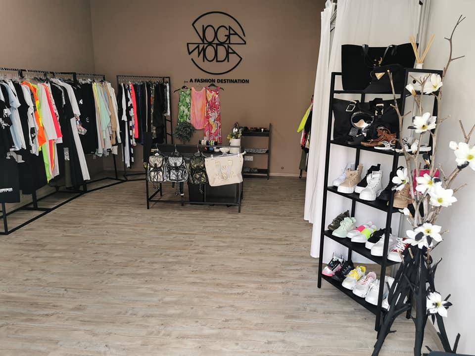 Showroom Voga-moda.cz Pardubice