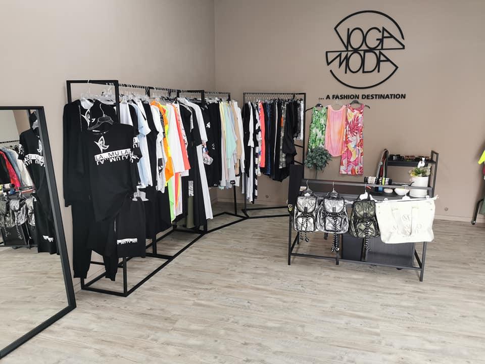 Obchod Voga-moda Pardubice
