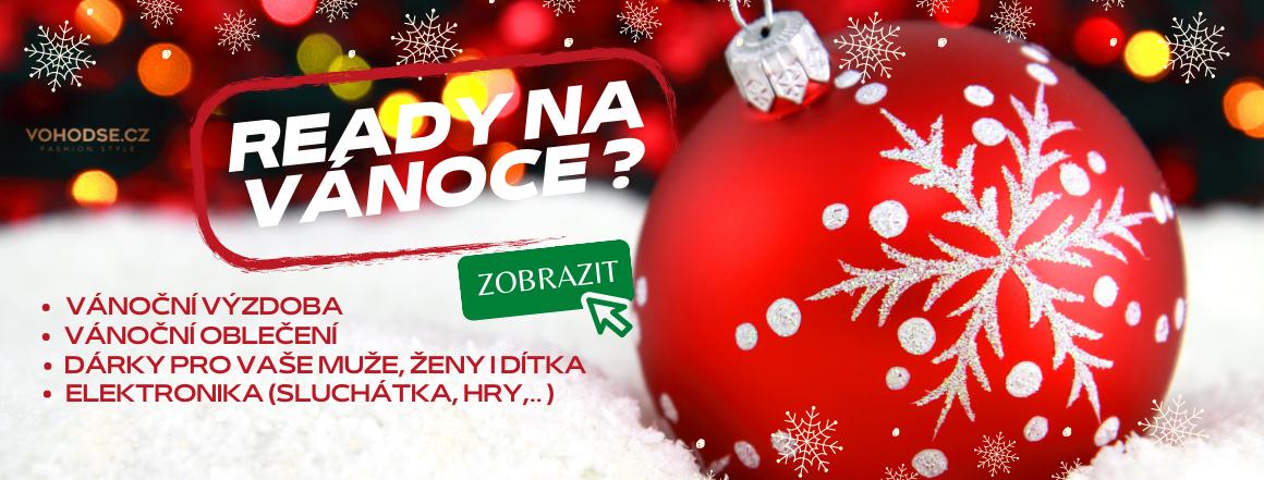 Vánoce na Vohodse.cz