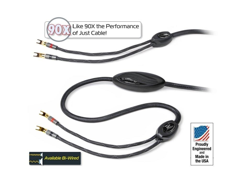 MIT Cables SL Matrix 90 Speaker Interface voix