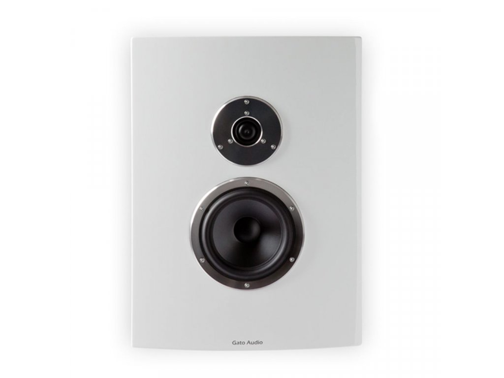 gato audio fm 9 on wall loudspeakers pair 16423 p