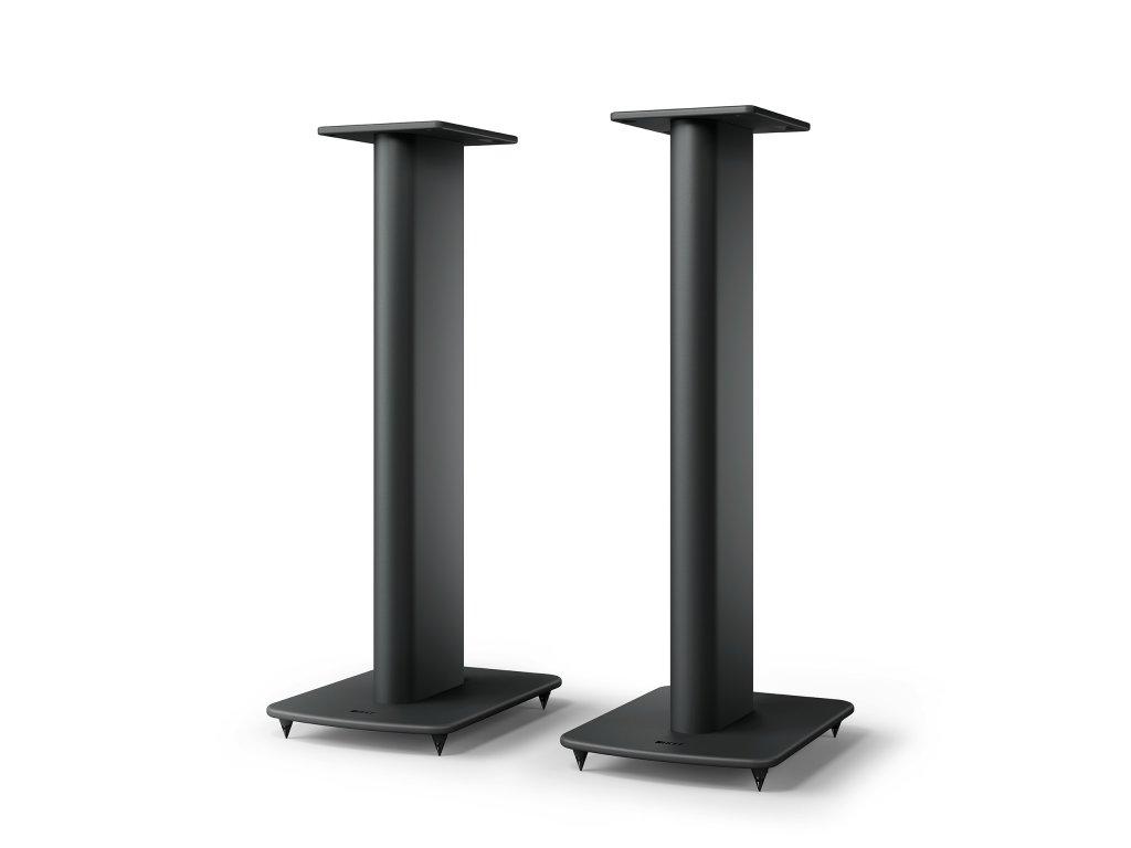 S2 Floor Stand Carbon Black Pair