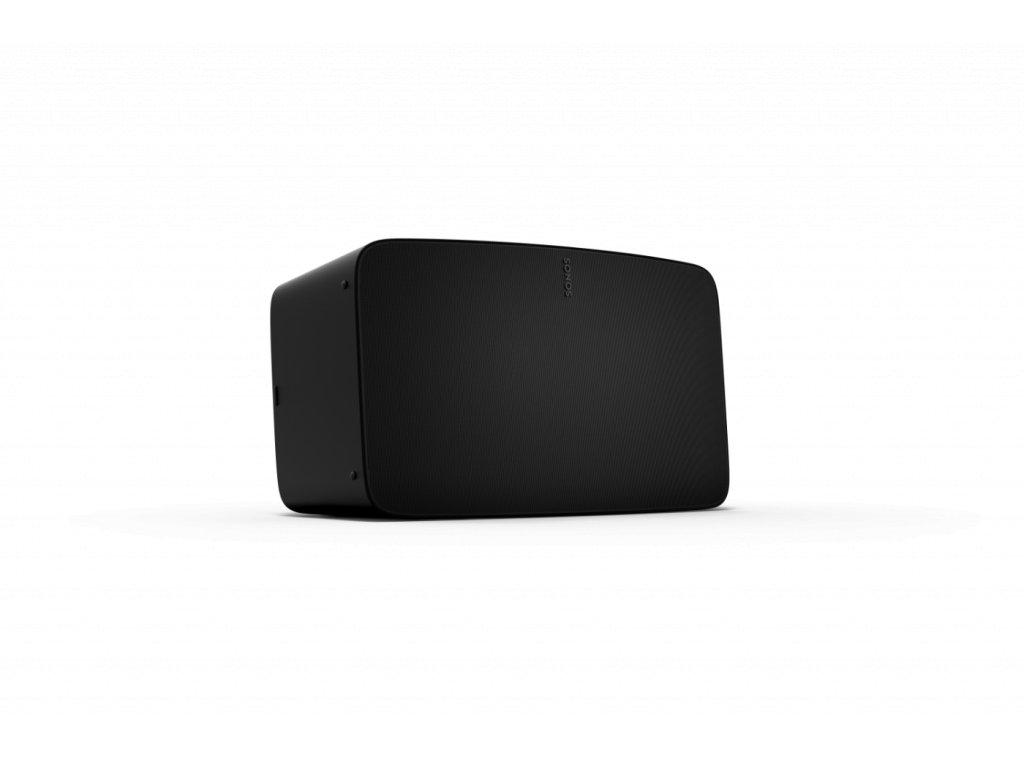 Five Black Transparent Background Product Render 34 Side Q2FY20 MST MST fid88613