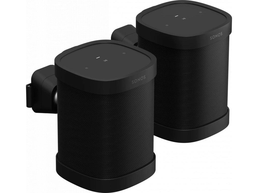 one mount pair black
