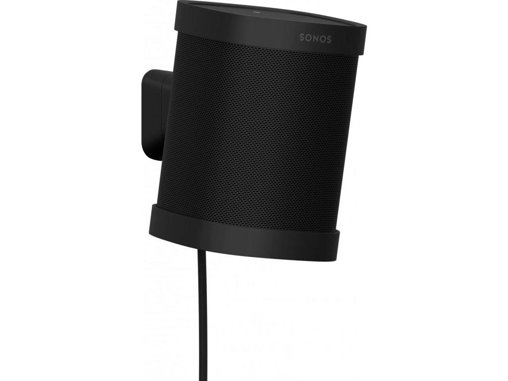 one mount mounted black