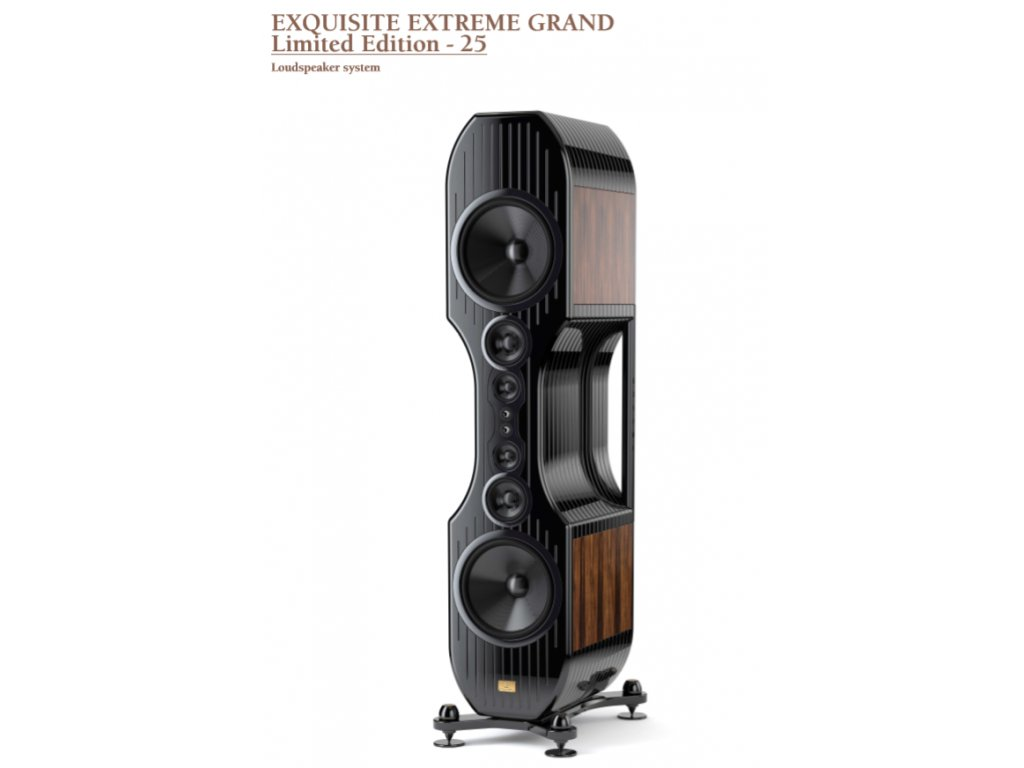 Kharma Exquisite Extreme Grand limited voix