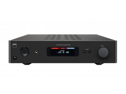 NAD C 368 Front Production with BluOS Display