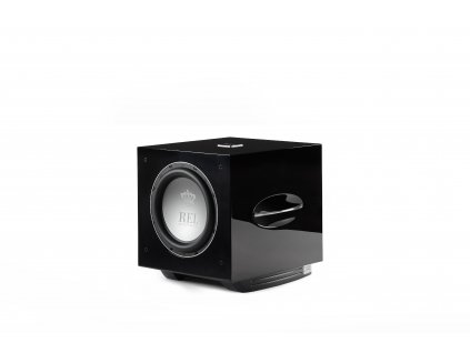 Black S812 3 4 WO grill Blend Front black reflection 2