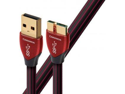audioquest cinnamon usb 3 0 a usb 3 0 micro