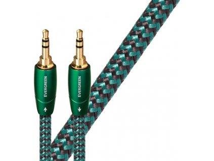 audioquest evergreen jj kabel audio kabel 3 5 jack 3 5 jack