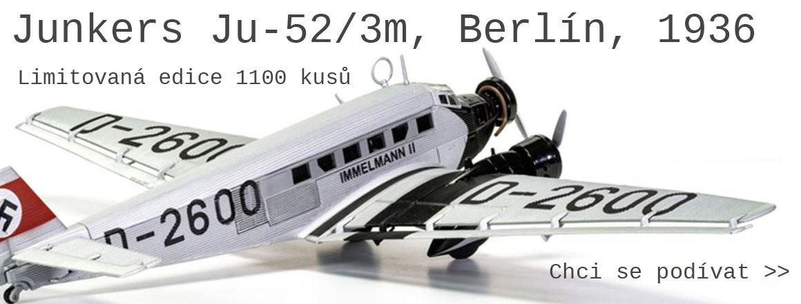 Junkers Ju-52 Corgi