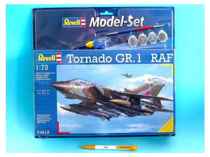 Revell - Panavia Tornado GR. 1, RAF, ModelSet 64619, 1/72