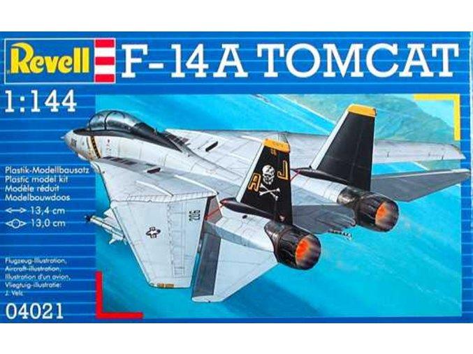 Revell - Grumman F-14A Tomcat, USAAF, ModelKit 04021, 1/144