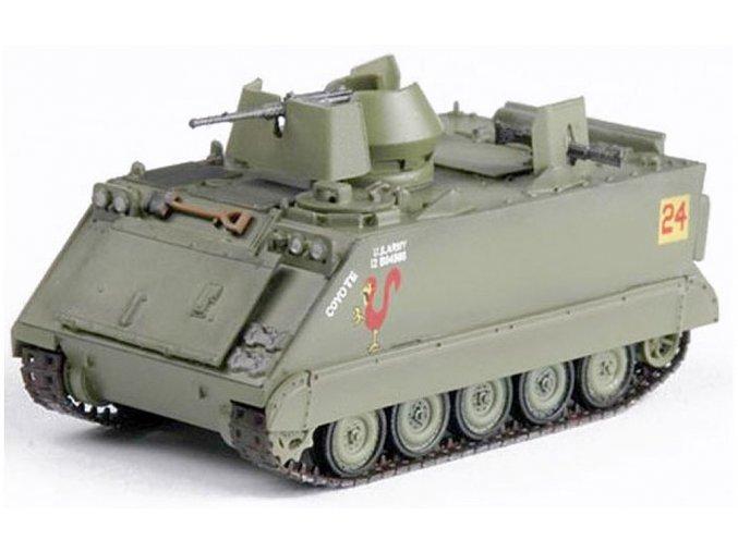 Easy Model - transportér M-113 ACAV, Vietnam, 1/72