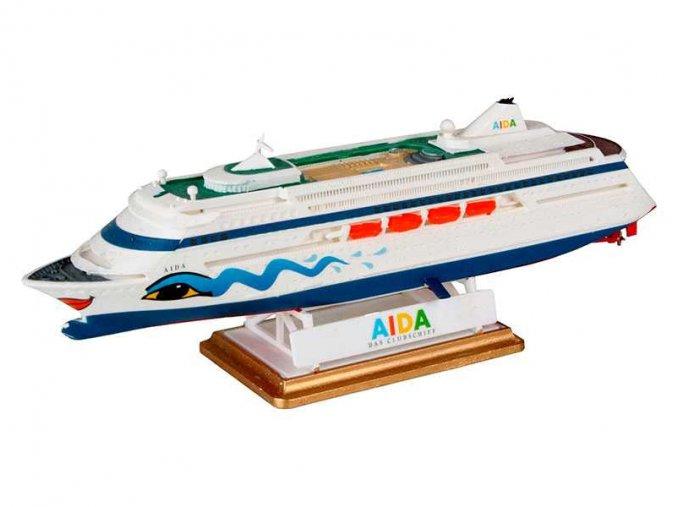 Revell - výletní loď AIDA, ModelKit 05805, 1/1200