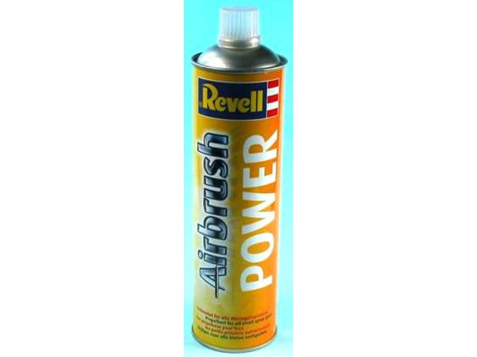 Revell - stlačený vzduch Airbrush Power 750ml, 39661