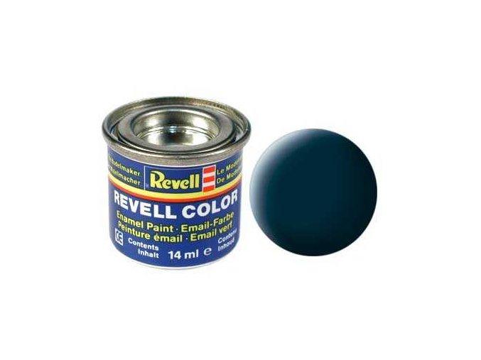 Revell - Barva emailová 14ml - č. 69 matná žulově šedá (granite grey mat), 32169