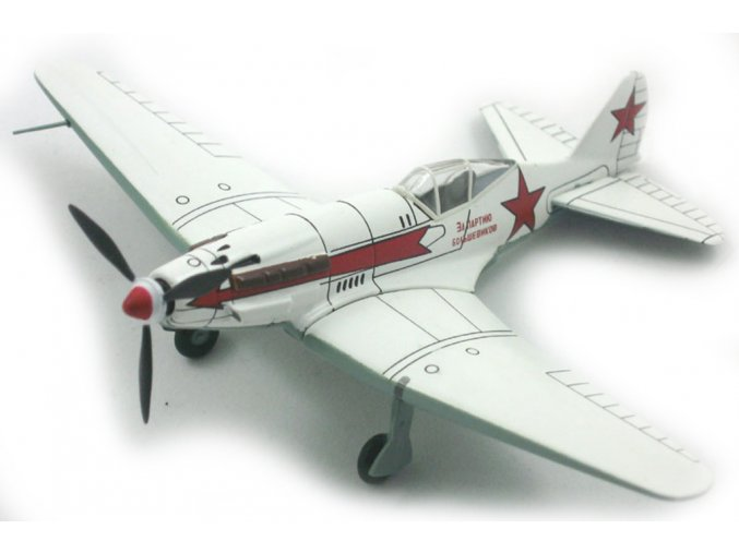 IXO / Altaya - Mikoyan Gurewitch Mig-3, Moskva, 1940, 1/72