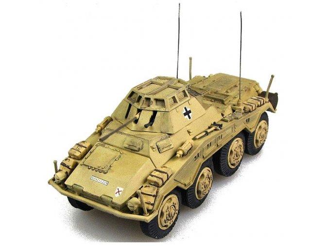 PanzerStahl - Sd.Kfz.234/1 Puma, Wehrmacht, 6. Pz.Division, Čechy, 1/72
