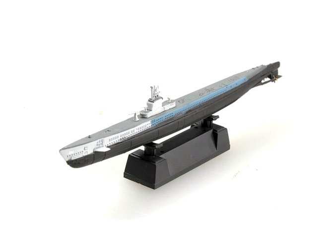 Easy Model - USS Gato, SS-212, třída Gato, 1944, 1/700