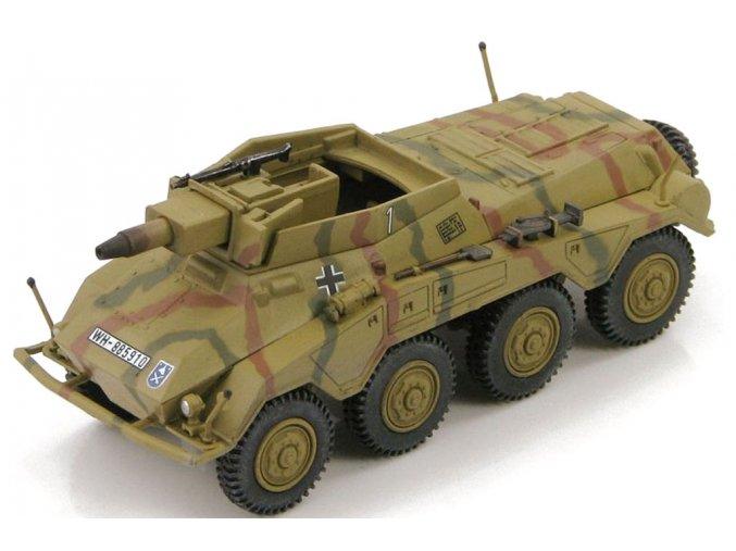 HobbyMaster - Sd. Kfz. 234/3 Puma, Wehrmacht, pěší divize Ulrich von Hutten, 1/72