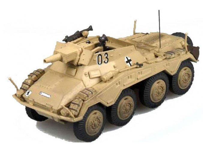 PanzerStahl - Sd.Kfz.234/3 Puma, 3. Panzer-Division,  Maďarsko, 1/72, SLEVA 22%