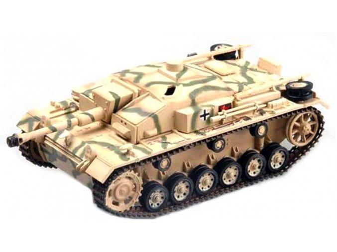 Easy Model - Sd.Kfz.142 Sturmgeschütz III Ausf.F/8 - Stug, 1/72