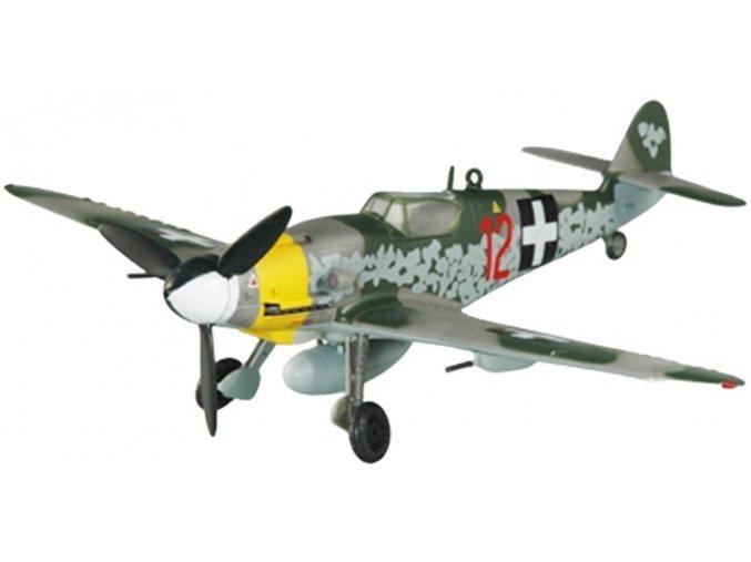 Easy Model - Messerschmitt Bf-109 G-10, maďarské letectvo, 1945, 1/72