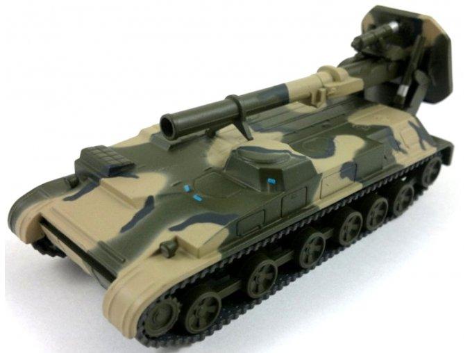 Altaya - 2S4 Tyulpan, samohybný 240 mm minomet, 1/72