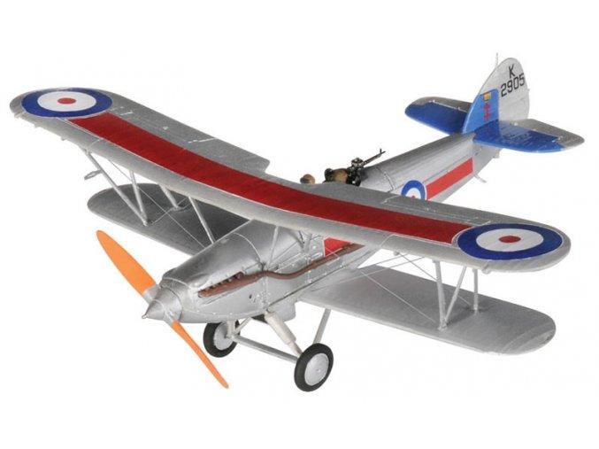 Corgi - Hawker Demon Mk I, RAF No.41 Sqn, 1/72