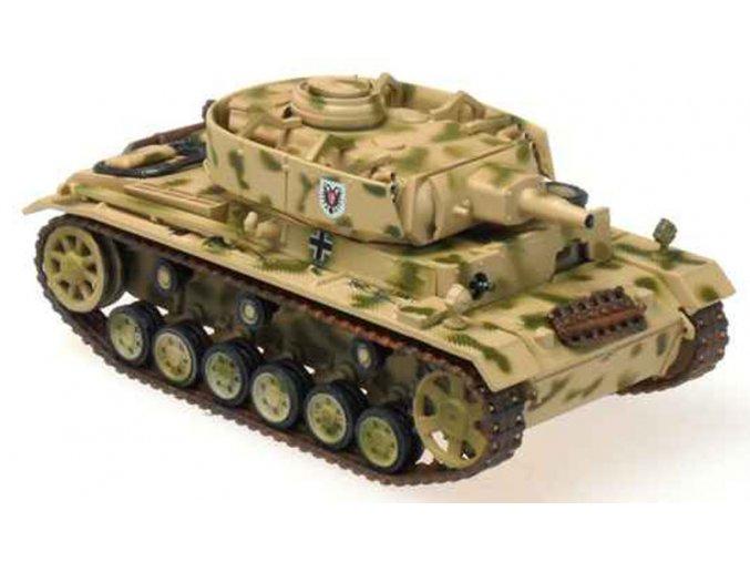PanzerStahl - Panzer III. Ausf. N, 2.pz div., Kursk, 1/72, sleva 33%
